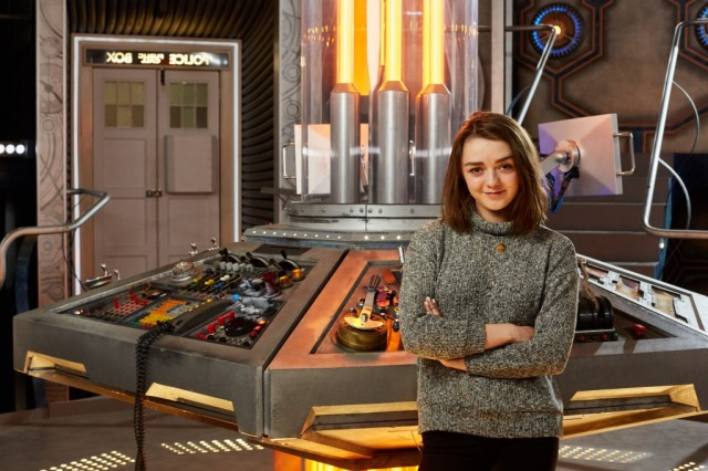 Doctor Who_Maisie Williams