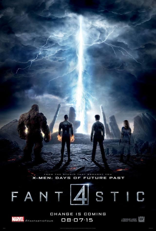 Fantastic Four_Poster