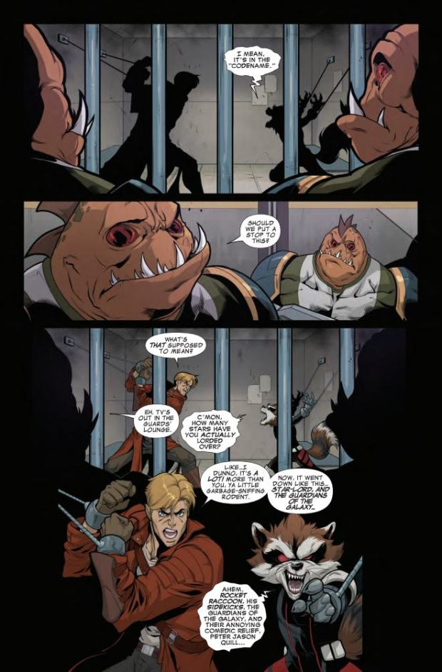 GUARDIANS OF THE GALAXY_BEST STORY EVER #1_2