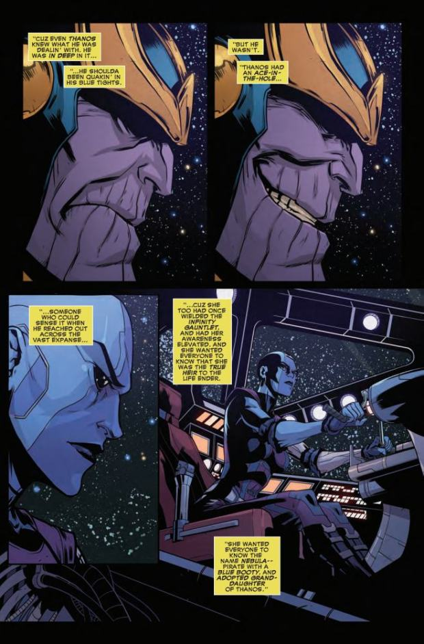 GUARDIANS OF THE GALAXY_BEST STORY EVER #1_4