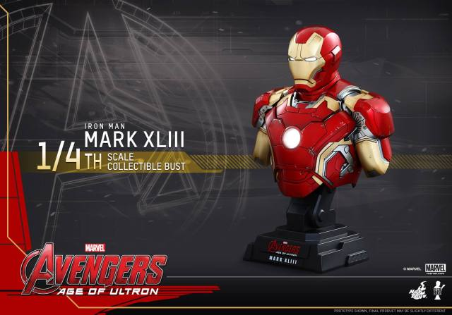 Hot-Toys-Iron-Man-Mark-43-quarter-scale-bust-Age-of-Ultron-2