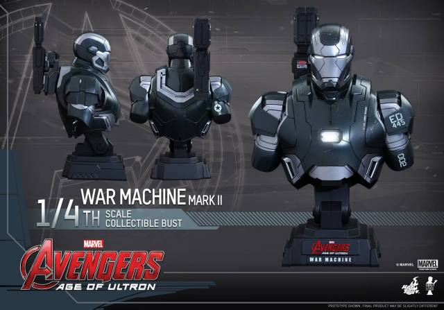 Hot-Toys-War-Machine-Mark-2-quarter-scale-bust-Age-of-Ultron-2