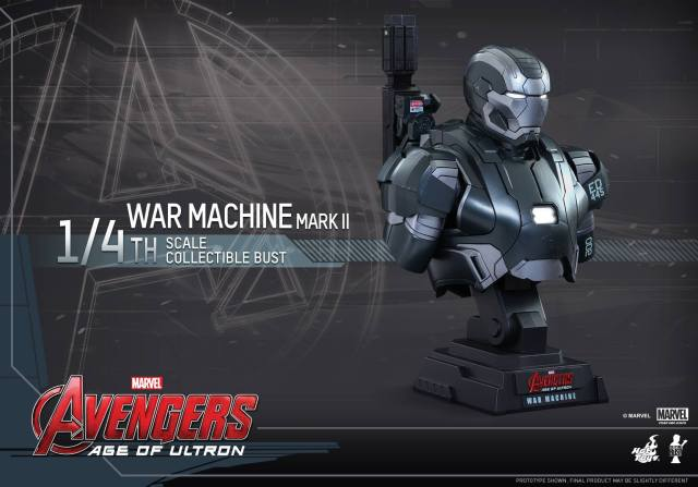 Hot-Toys-War-Machine-Mark-2-quarter-scale-bust-Age-of-Ultron
