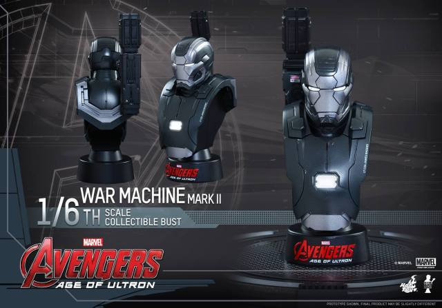 Hot-Toys-War-Machine-Mark-2-sixth-scale-bust-Age-of-Ultron-2