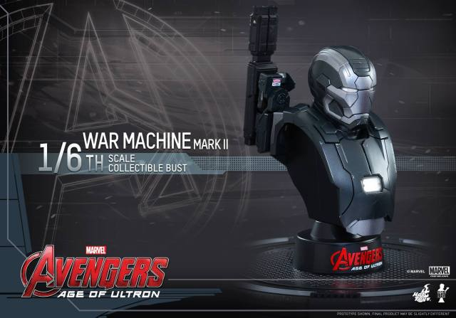 Hot-Toys-War-Machine-Mark-2-sixth-scale-bust-Age-of-Ultron