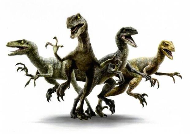 Jurassic World_Velociraptor Squad