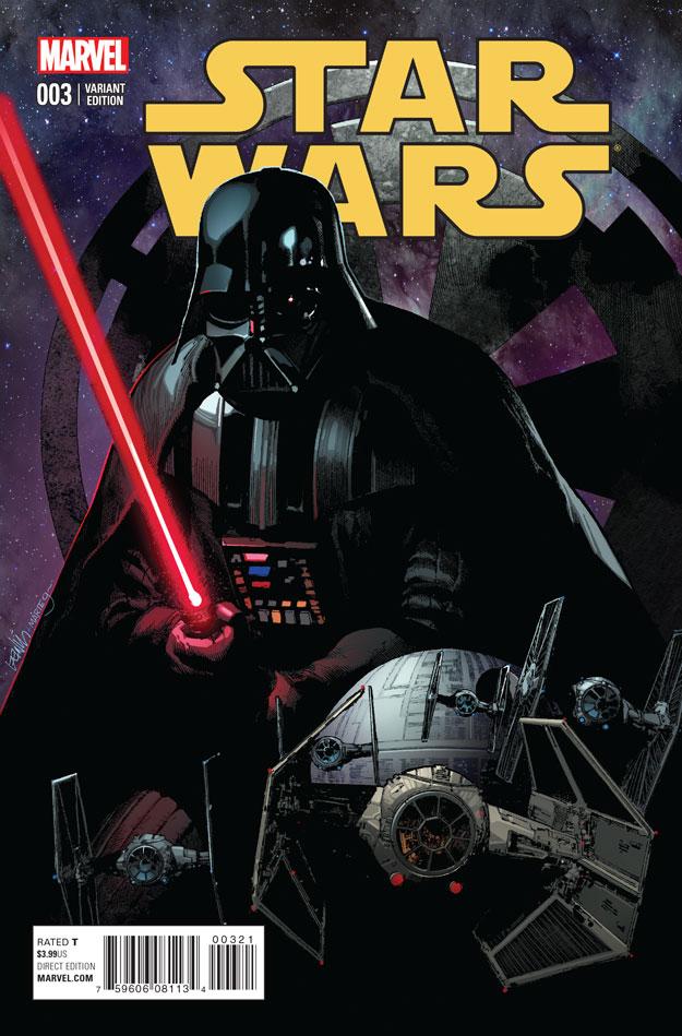 STAR WARS #3_Variant