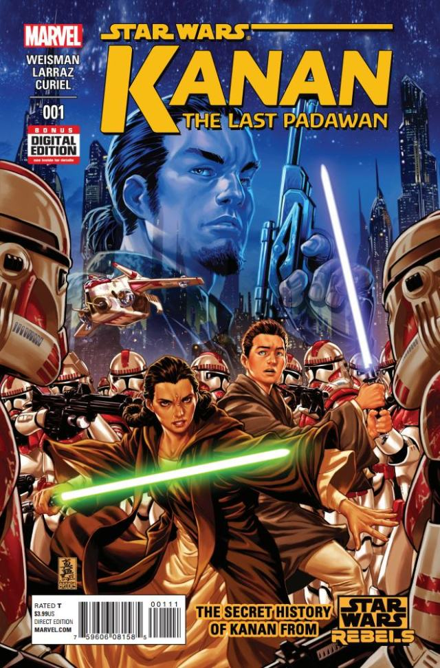 STAR WARS_KANAN_THE LAST PADAWAN #1_Cover