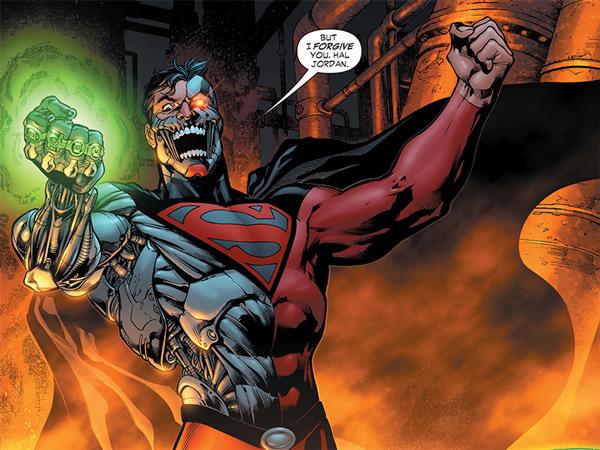 Supergirl_Hank Henshaw