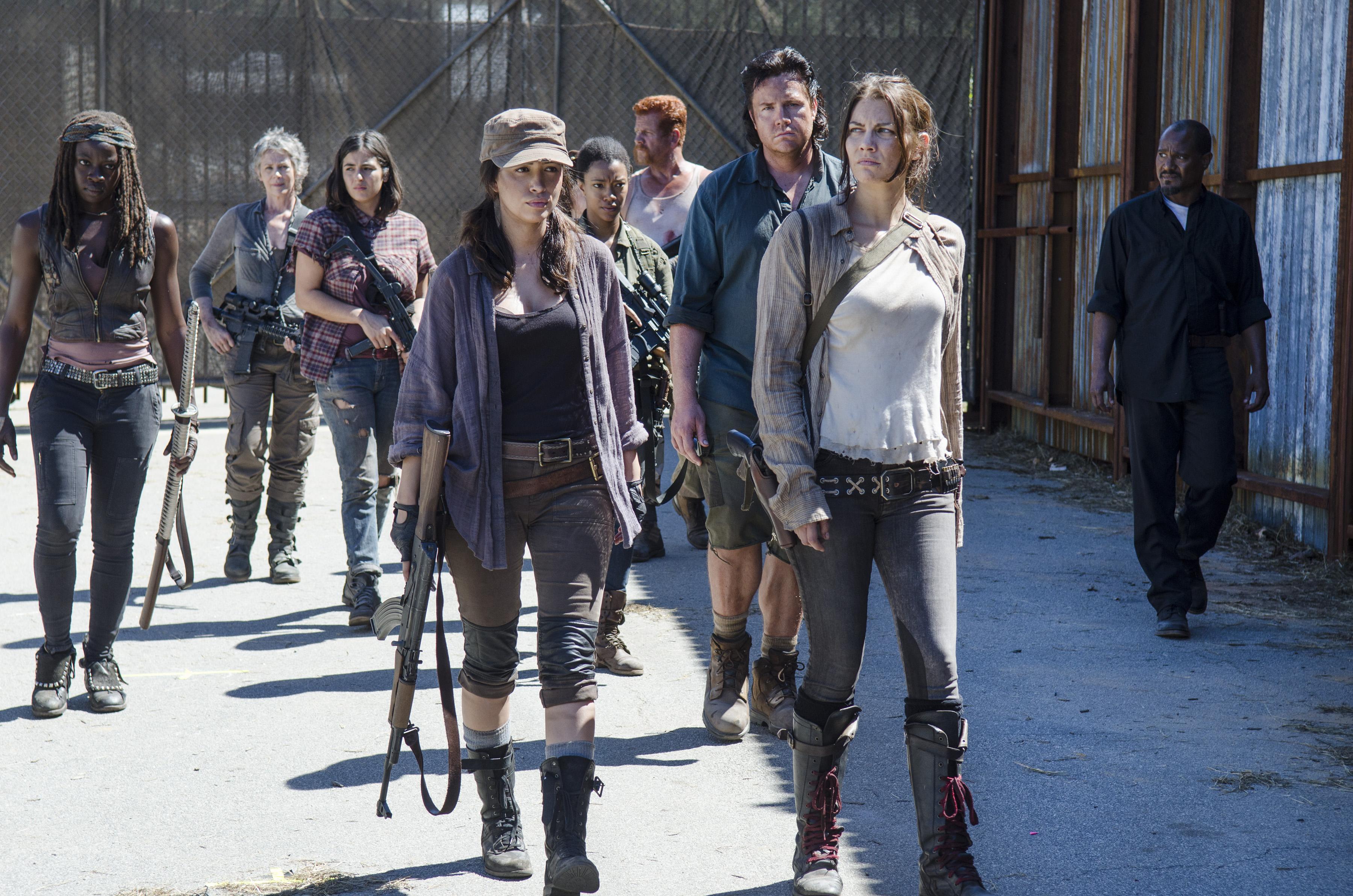The Walking Dead Season 5 Episode 12 Remember Stills 27