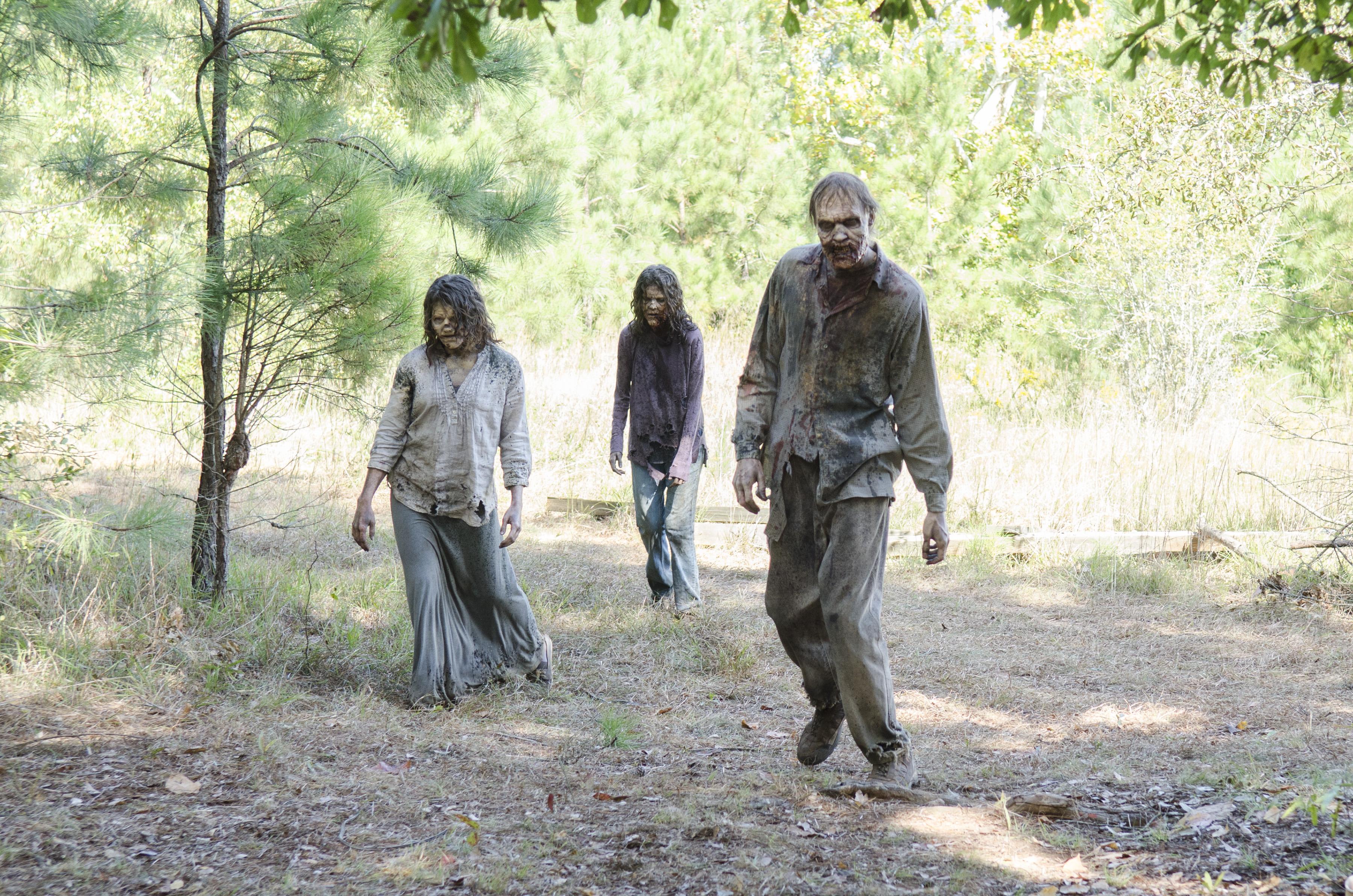 Walkers The Walking Dead Season 5 Episode 12 Photo