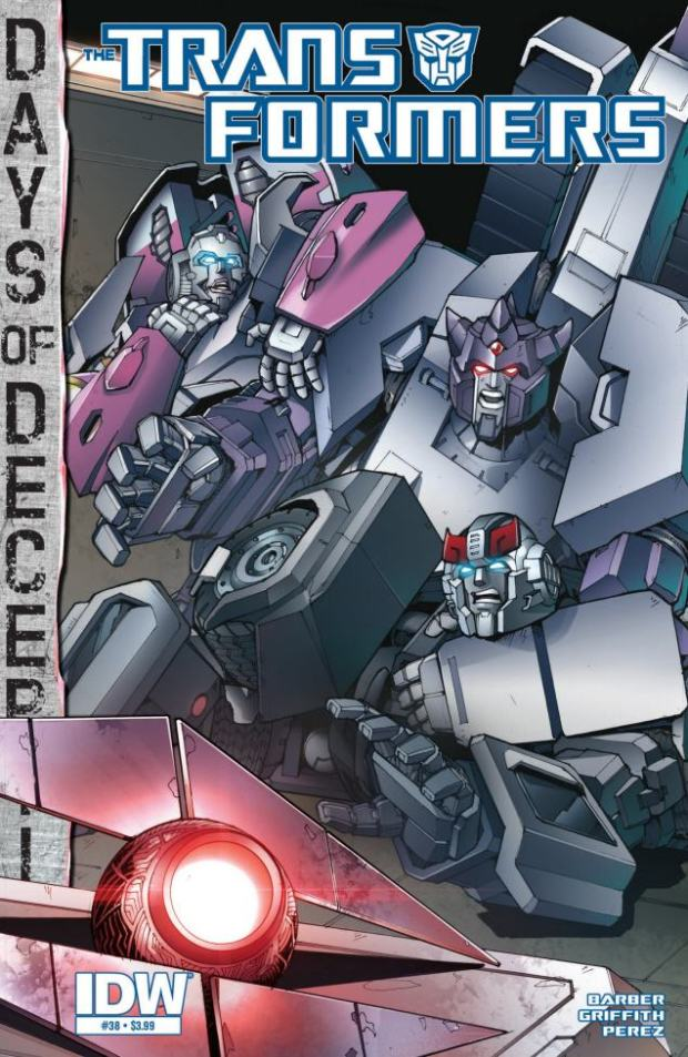 TRANSFORMERS #38_Cover