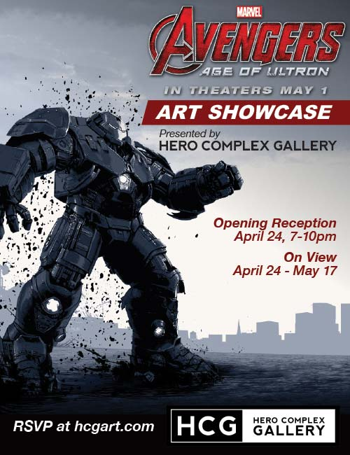 Avengers_Age of Ultron_Presented by Hero Complex Gallery
