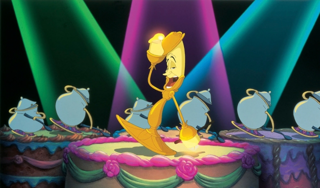 Beauty and the Beast_Lumiere