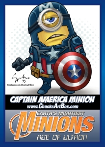 Captain America Minion Card Doc 4-2015