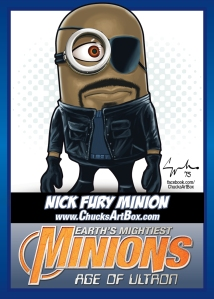 Nick Fury Minion Card Doc 4-2015