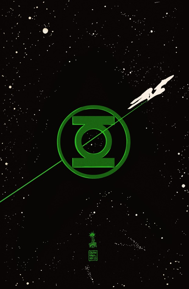 Star Trek_Green Lantern_The Spectrum War
