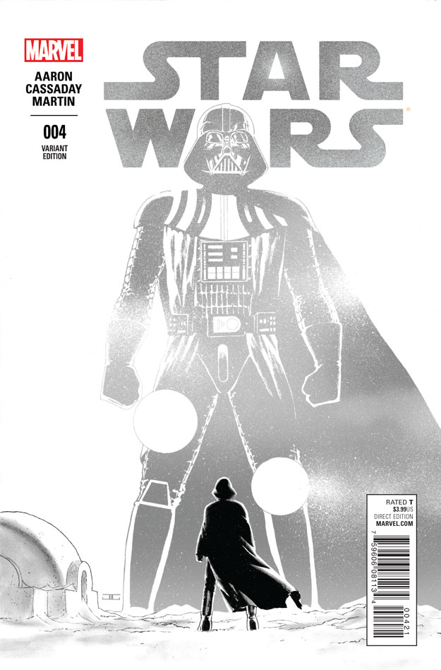 STAR WARS #4_Variant
