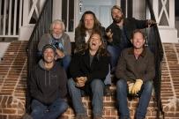 Greg Nicotero and Crew - The Walking Dead _ Season 5, Episode 16 _ BTS - Photo Credit: Gene Page/AMC