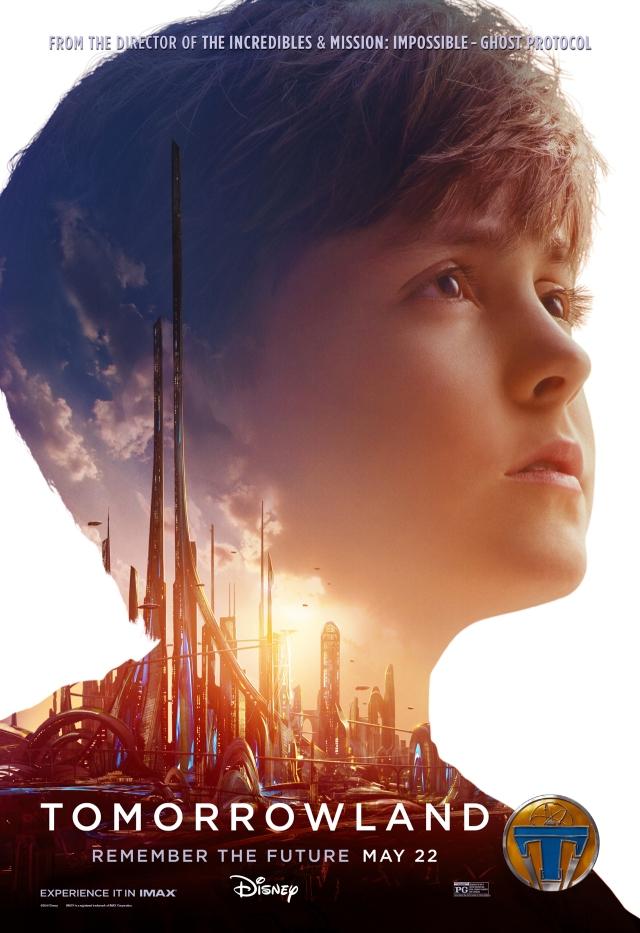 Tomorrowland_IMAX Poster