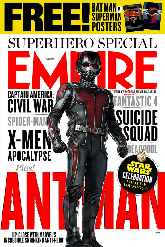 Ant-Man_Empire Cover