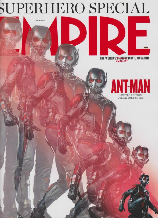 Ant-Man_Empire Superhero Special Cover2
