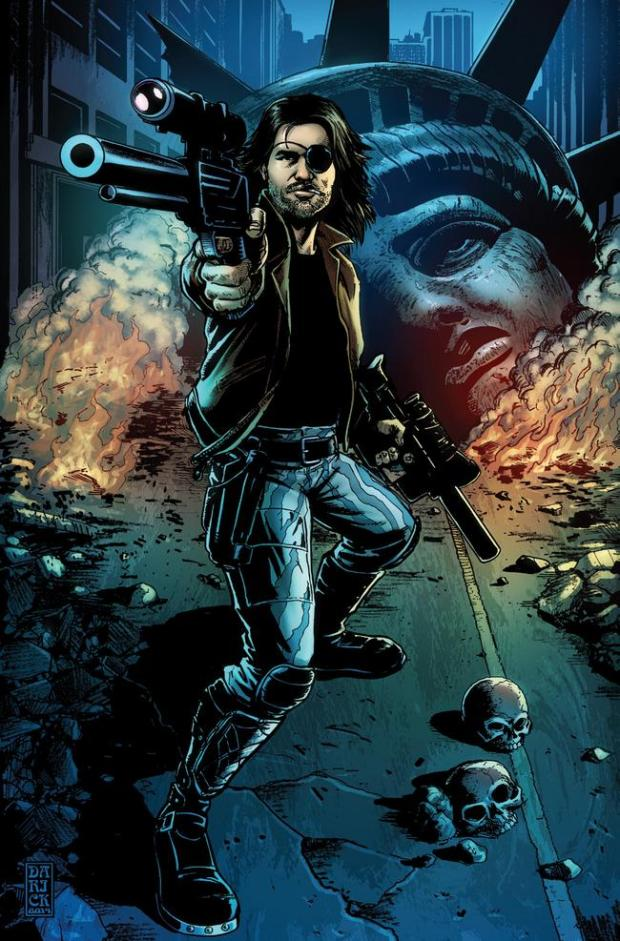 Escape from New York #6_Variant2