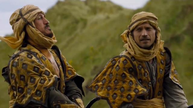 Game of Thrones_Season 5_Episode 6_bronn and jaime