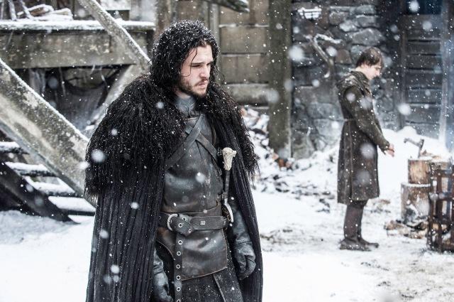 Pictured: Kit Harington as Jon Snow. Photographer: Helen Sloan/HBO