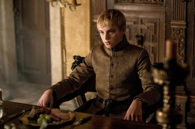 Pictured: Dean-Charles Chapman as King Tommen Baratheon. Photographer: Helen Sloan/HBO