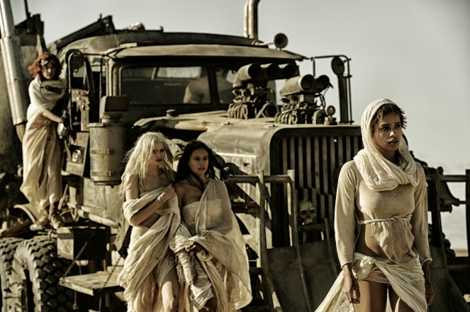 Image result for mad max wives