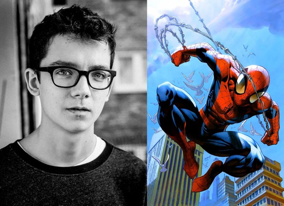 Spider-Man_Asa Butterfield