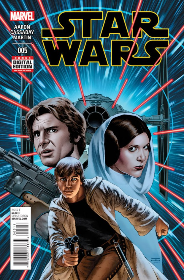 STAR WARS #5_Cover