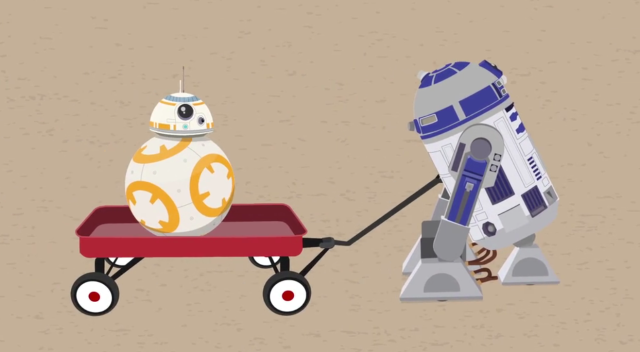 Star Wars Day_R2D2 and BB8