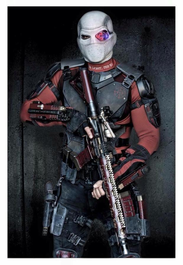 Suicide Squad_Deadshot Character Portrait