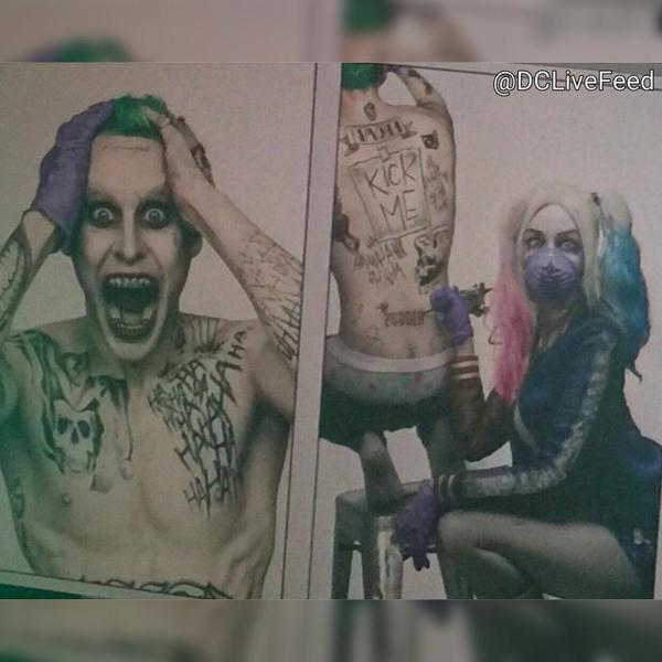 Suicide Squad_Joker and Harley Quinn