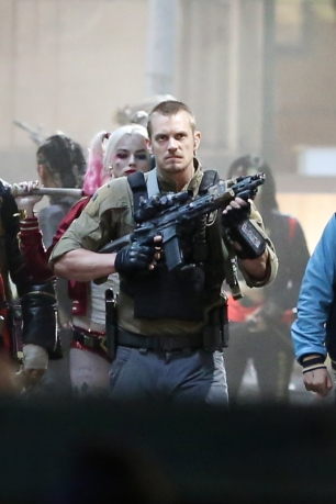 Suicide Squad_Set Photo