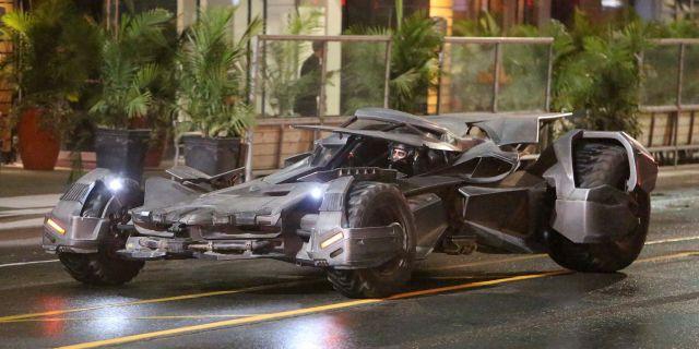 Suicide Squad_Set Photo_Batmobile