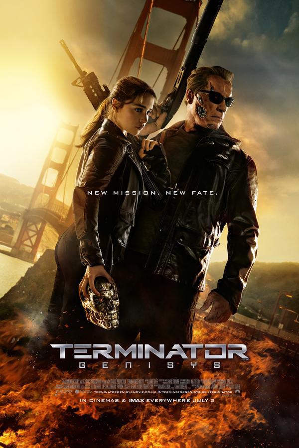 Terminator Genisys_International Poster