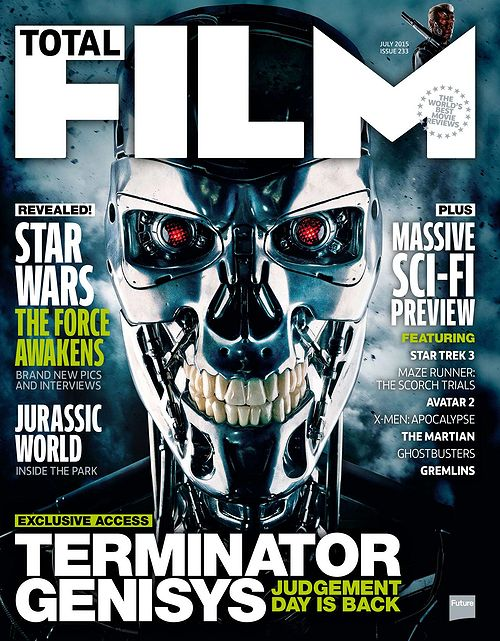 Terminator Genisys_Total Film Cover