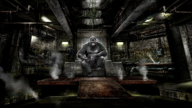 The Flash_Gorilla Grodd_Concept Art by John Gallagher