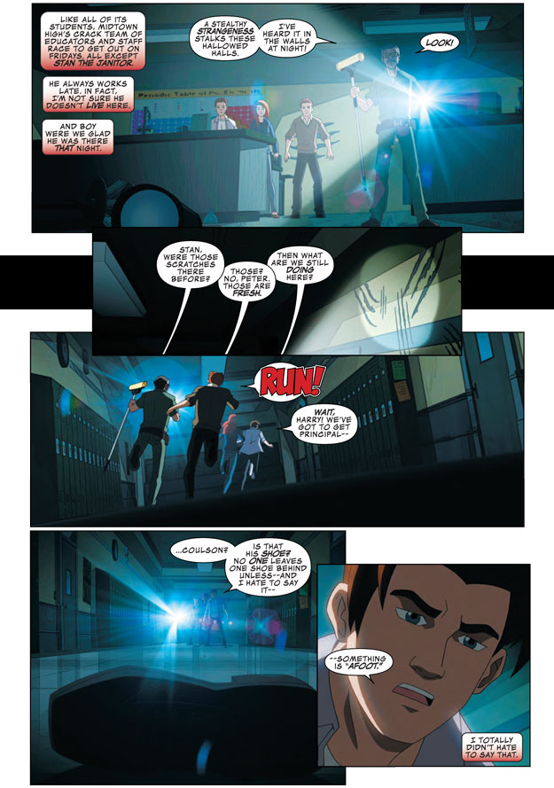 ULTIMATE SPIDER-MAN WEB WARRIORS #7_2