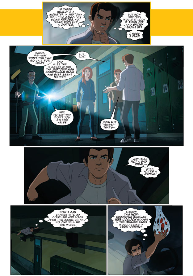 ULTIMATE SPIDER-MAN WEB WARRIORS #7_3