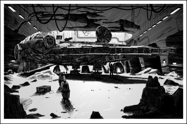 What a Piece of Junk_metallic variant_By Tim Doyle