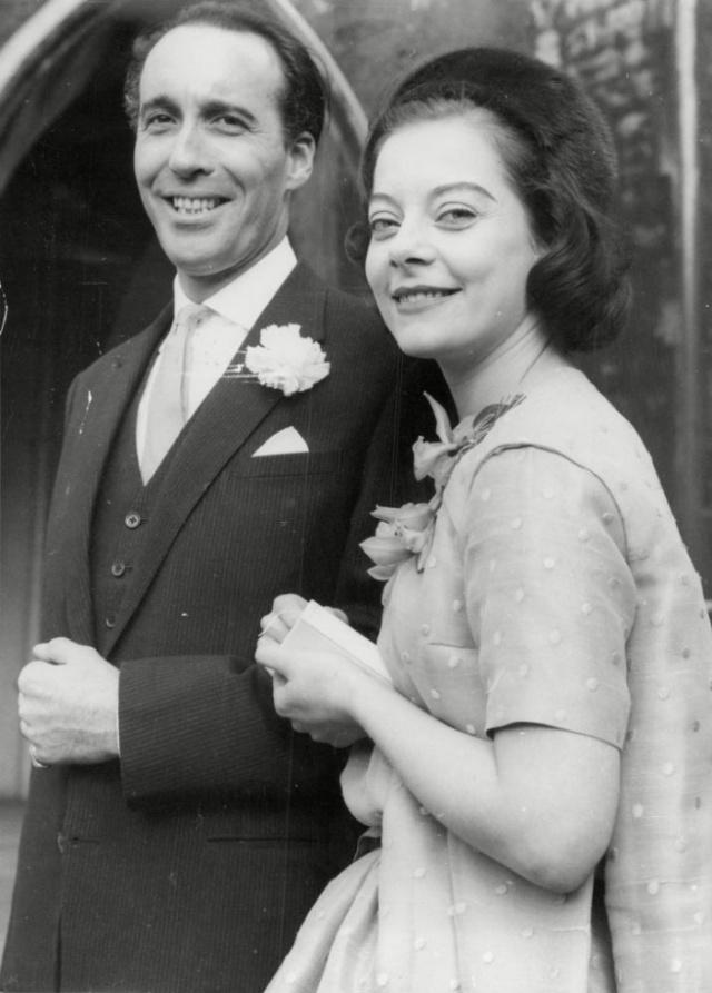 Cristopher and Birgit Lee