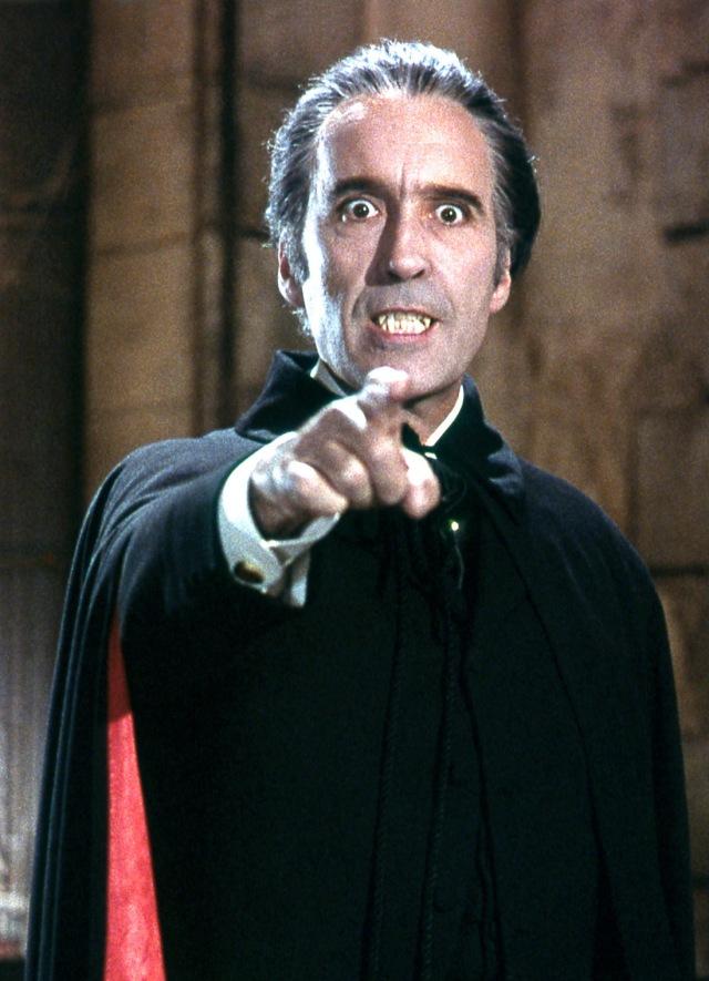 Dracula_Sir Chrisopher Lee
