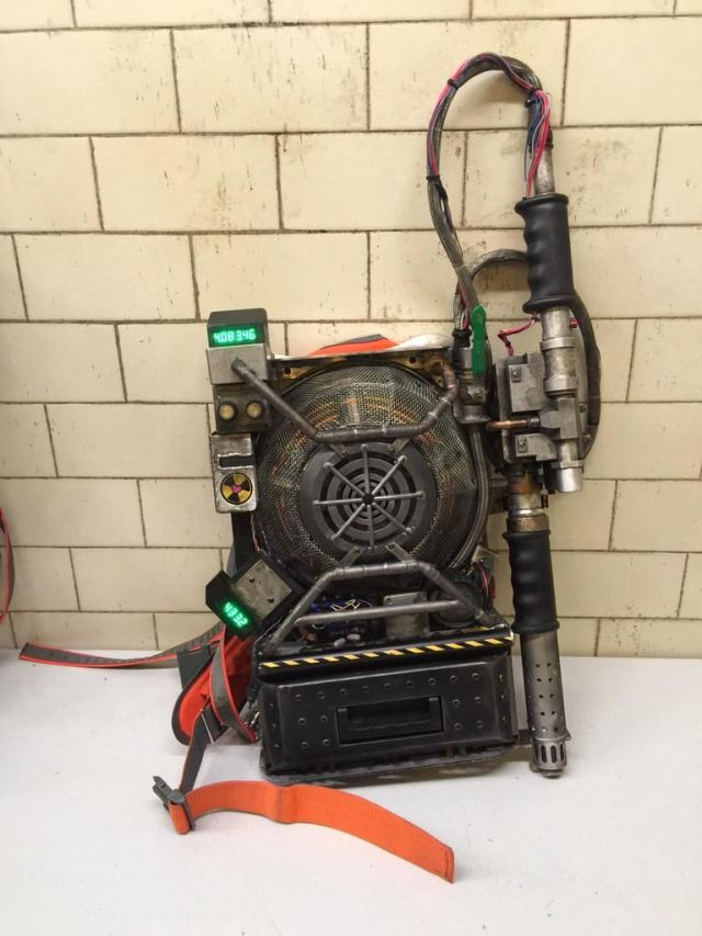 Ghostbusters_Proton Packs