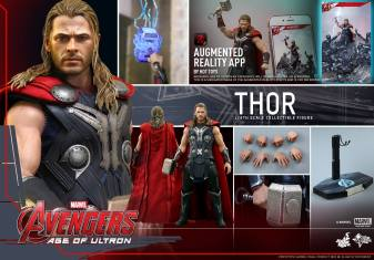 Hot Toys_Thor Collectible Figure (1)