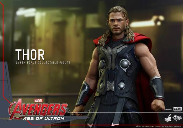 Hot Toys_Thor Collectible Figure (2)