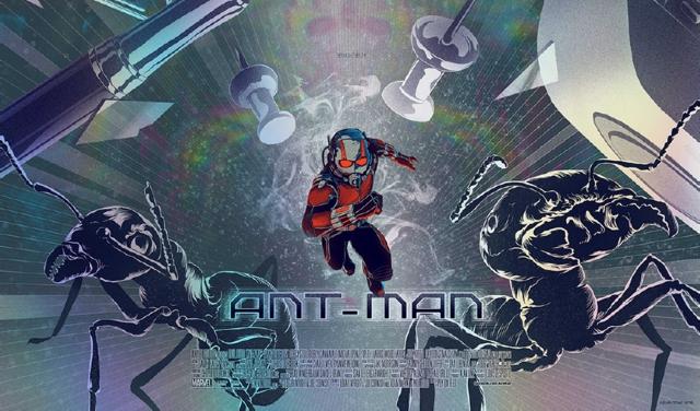 Mondo SDCC Exclusive_Ant-Man Poster2
